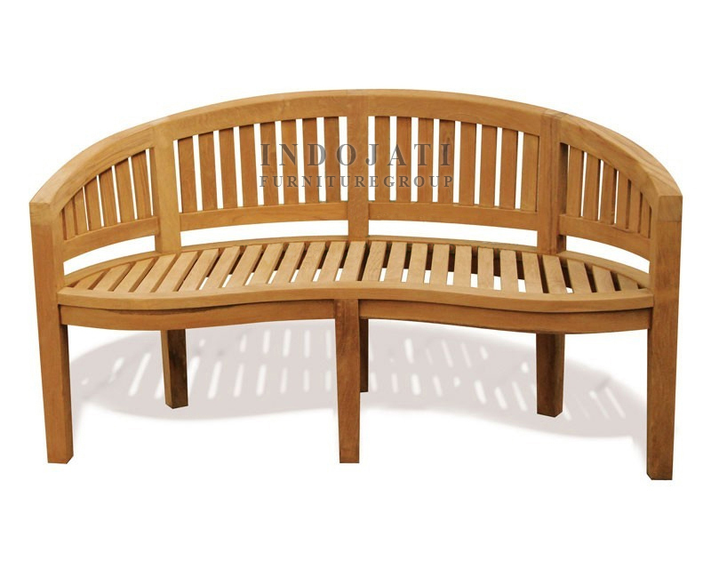 Teak Sofa Bench