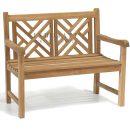 Teak Garden Sofa Bench